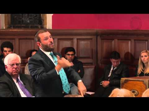 Shmuley Boteach - Hamas is a Greater Obstacle to Peace Than Israel