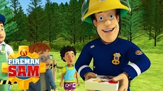 Fireman Sam US NEW Episodes - Barbecue Safety!
