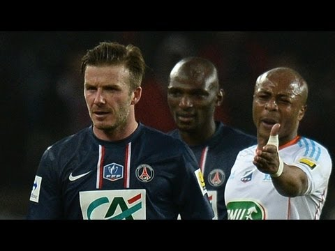 Paris Saint-Germain v Olympique de Marseille 2-0 | Full Match | Coupe de France | 27th February 2013