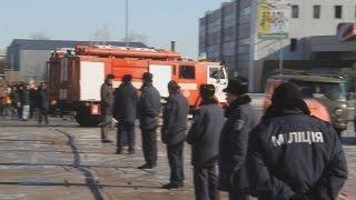 З житомирського ТРЦ терміново евакуювали людей та провели масштабні навчання - Житомир.info