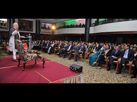 PM Modi at Community reception in Berlin, Germany