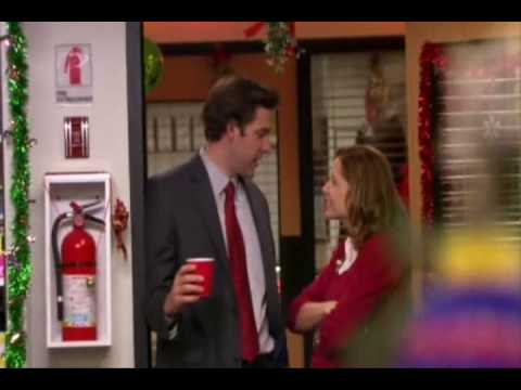 Jim and Pam's Stolen Kisses Video