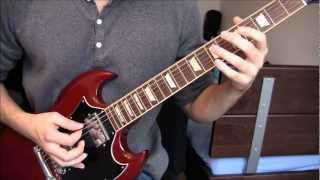 Classical Metal X (Pergamum) - Guitar Cover