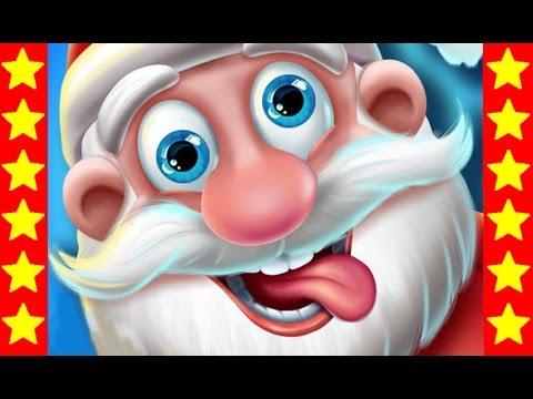 Дед Мороз готовиться к Новому году! Новогодние мультфильмы для детей. Зимняя сказка для малышей!