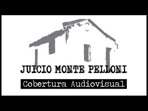 Estela Barnes de Carlotto - Ignacio Guido Montoya Carlotto. JUICIO MONTE PELLONI
