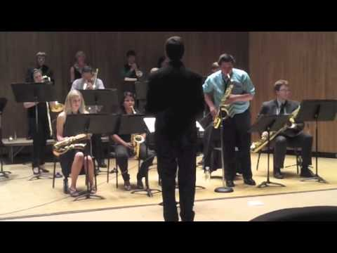 Impressions - John Coltrane, arr. Mark Taylor