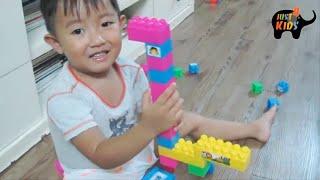 HƯỚNG DẪN XẾP HÌNH LEGO CON HƯƠU CAO CỔ How to make a giraffe with lego