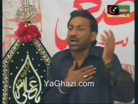 Noha  Rabba Manzoor Kareen By Hassan Sadiq 2009 Talib E Dua Abid Hussain video