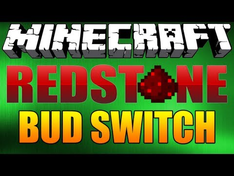 Minecraft - 1.5.1 Super Compact BUD Switches!