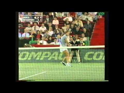 Mary Pierce vs Lindsay Davenport Grand Slam Cup Munich 1999
