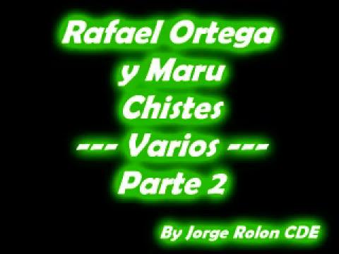 2  El Cabezon - Rafael Ortega el Profe y Maru - Chiste en la Radio en Guarani - Parte 2