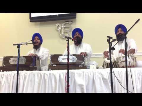 Rang Ratha Mera Sahib - Bhai Satvinder Singh/Harvinder Singh Delhi Wale Tabla by Bhai Sucha Singh