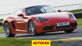 Porsche 718 Cayman S - Britain's Best Driver's Car   Part 3   Autocar