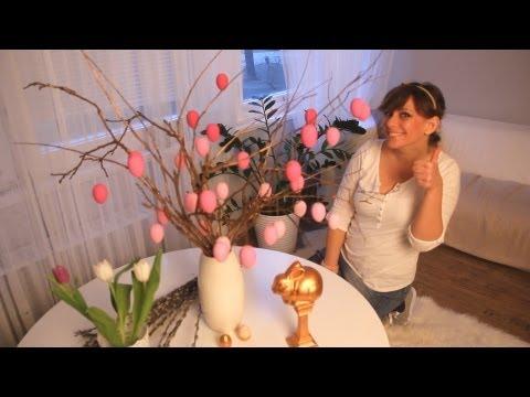 Húsvéti ombre tojások akrilfestékkel