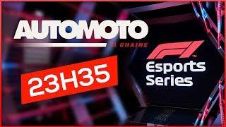 LA FINALE DES F1 ESPORTS SUR AUTOMOTO LA CHAINE !
