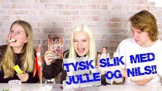 Kristine Spiser Tysk Slik Feat Julle Og Nils