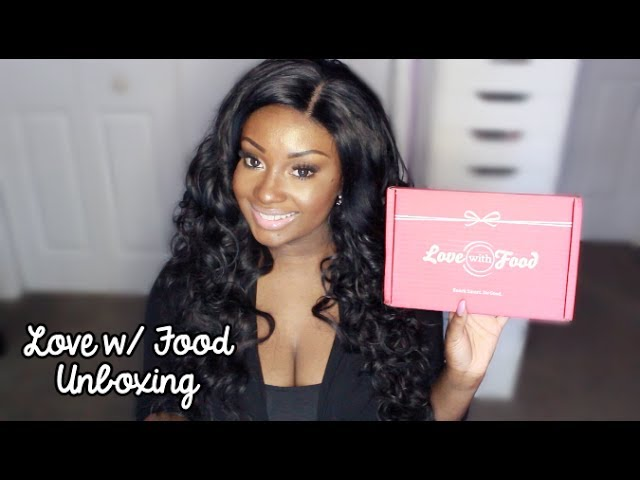 Unboxing | Love with Food !