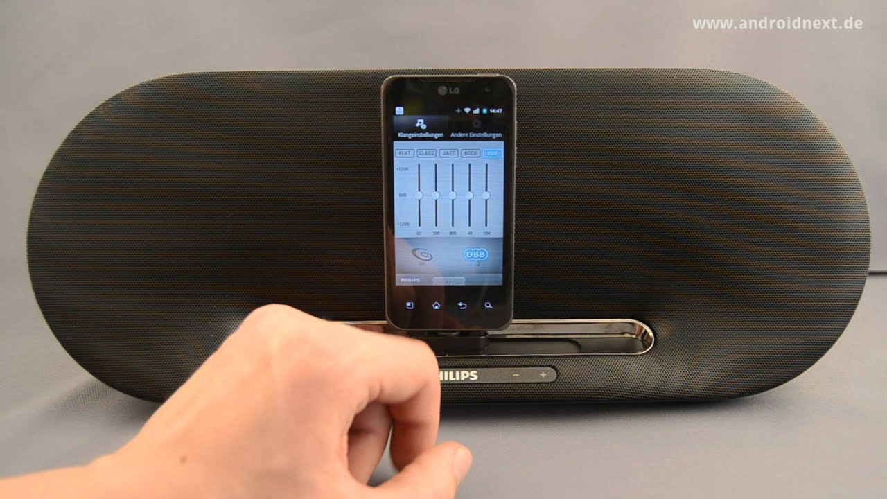 Dock Station Android Philips Android-docking-station