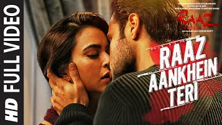 RAAZ AANKHEIN TERI Video Song HD
