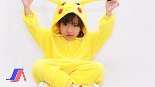 Faiha Cari Pokemon Live Perfomance