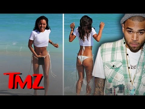 Chris Brown may regret breaking up with Karrueche Tran after seeing these bikini pics!