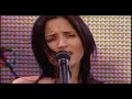 The Corrs Breathless Live in Trafalgar Square