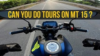 MT 15 Touring Review