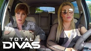 Natalya isn't sure about what to do with her father's ashes: Total Divas Bonus Clip, Nov. 12, 2019