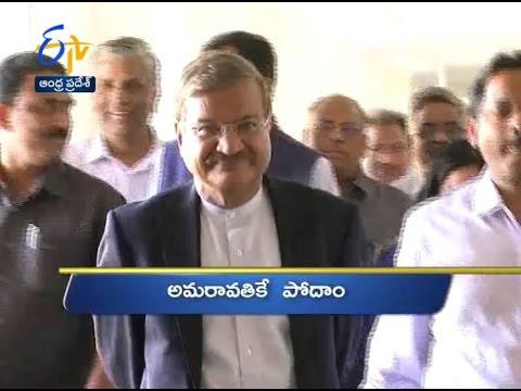 Andhra Pradesh - 25th May 2016 - Ghantaravam 10 PM News Headlines