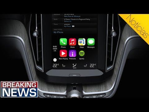 ¿Qué es Apple CarPlay? Usa tu iPhone o iPad en el coche