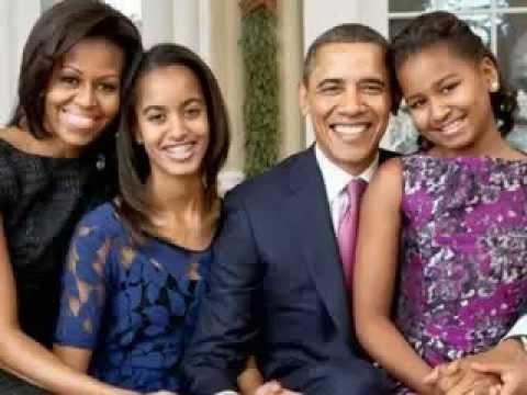 Malia Obama Tribute 2012