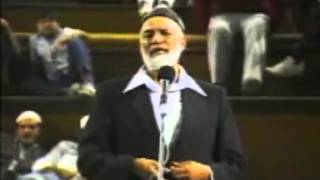 Ahmed Deedat Answer – Did Jesus say anywhere that 'I will Die and Rise again'
