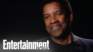 Denzel Washington On Directing Oscar Nominated