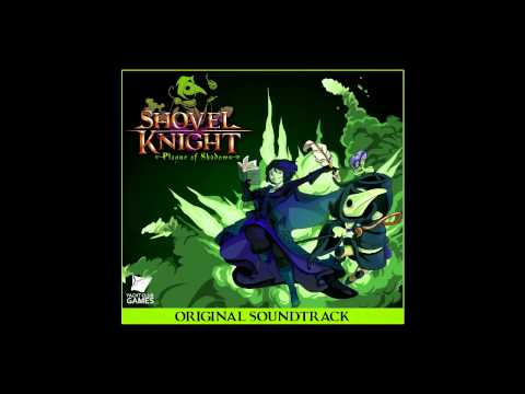 Shovel Knight Plague Of Shadows Soundtrack (Ost) - 01 Prime Your Potions!