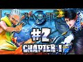 Bayonetta 2 Wii U (1440p) Part 2 - Chapter 1