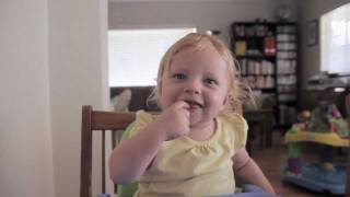 Cute Smart Baby Answers Everything