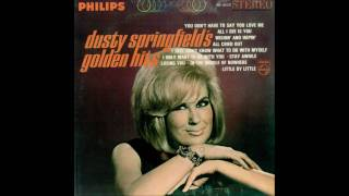 Dusty Springfield - I Just Don't Know What to Do With Myself (mono)