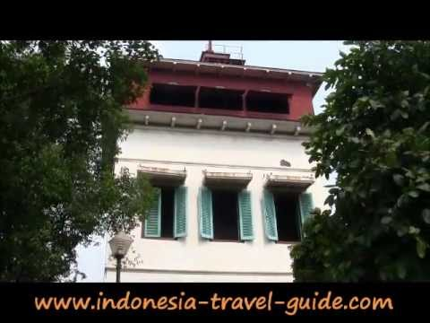 Jakarta Travel Guide -  Syahbandar Tower -  Indonesia Travel Guide