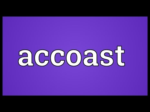 Header of Accoast