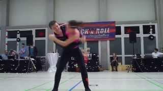Julia Nicklas & Mathias Krieger - Herbstmeisterschaft 2015