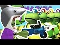 SHREDDER FROG vs TEENAGE MUTANT NINJA FROGS - Amazing Frog - ...