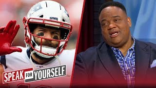Jason Whitlock explains why he's not sold on the Patriots after 5-0 start | NFL | SPEAK FOR YOURSELF