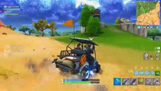 Fortnite Mishaps: Can I car pool with you guys?