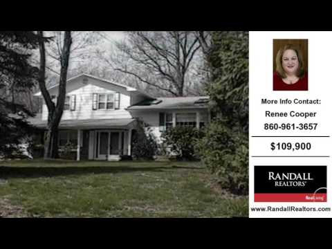Homes For Sale Preston Real Estate in Preston CT 2388 $109900 3-Bdrms