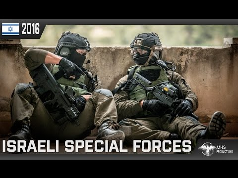"Israeli Special Forces | ""Born in Israel, Made on Battlefield"""