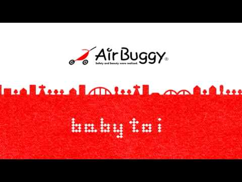 baby rattle bab bab Air Buggy