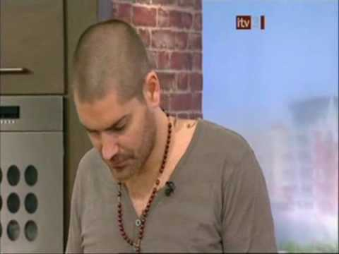 Boyzone - Shane Lynch on The Daily Cook Challenge part 1