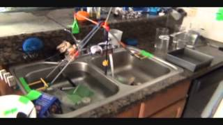Armtek - Rube Goldberg - An Epic Domestic Contraption