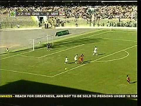 Ghana 2:0 Malawi 2013 Africa Cup Qualifier Part 1