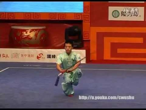 2012 Wushu King of Kings Competition - Sun Pei Yuan (Jianshu)